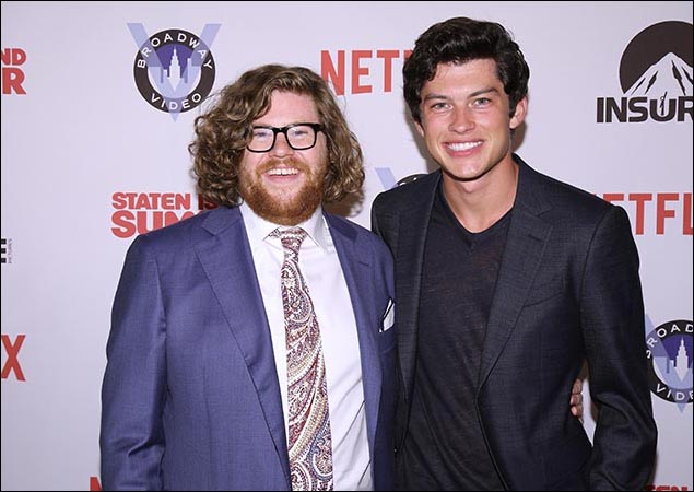 Zack Pearlman and Graham Phillips