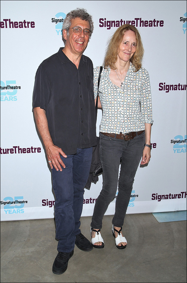 Eric Bogosian and Jo Bonney