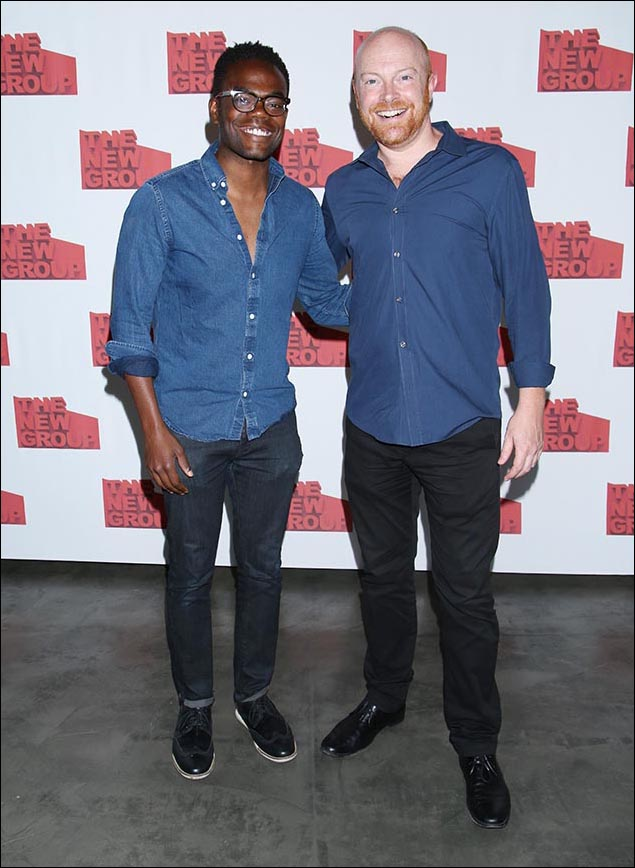 William Jackson Harper and Jeff Biehl