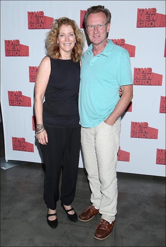 Patricia Kalember and Daniel Gerroll