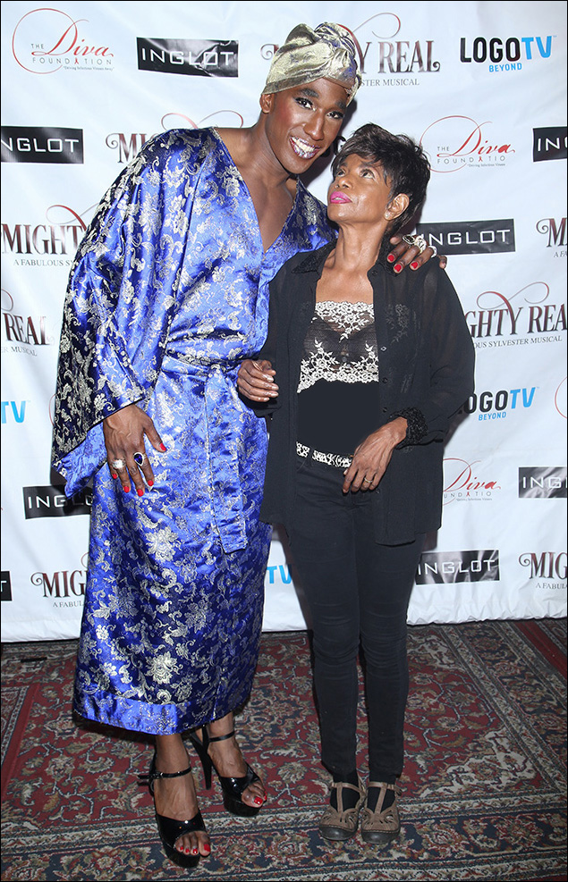 Anthony Wayne and Melba Moore