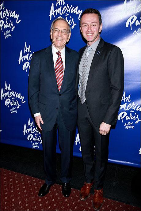 Roy Furman and Andrew Lippa