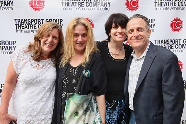 Kirsten Sandersen, Lisa Lambert, Beth Leavel and Adam Heller