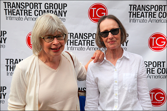 Polly Pen and Susan Blommaert