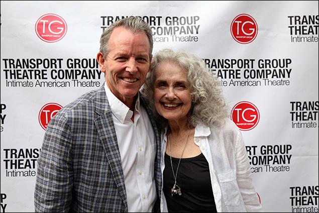 Stephen Bogardus and Mary Beth Peil
