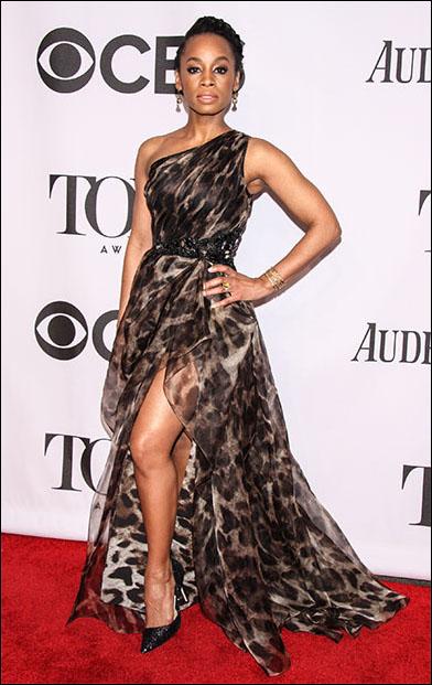 Anika Noni Rose at the 2014 Tony Awards