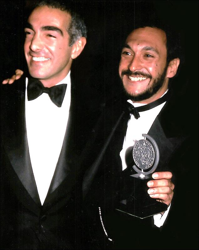 1979: Bob Avian and Michael Bennett