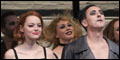 Emma Stone Takes Her First Bow as Frulein Sally Bowles in Broadway's Cabaret