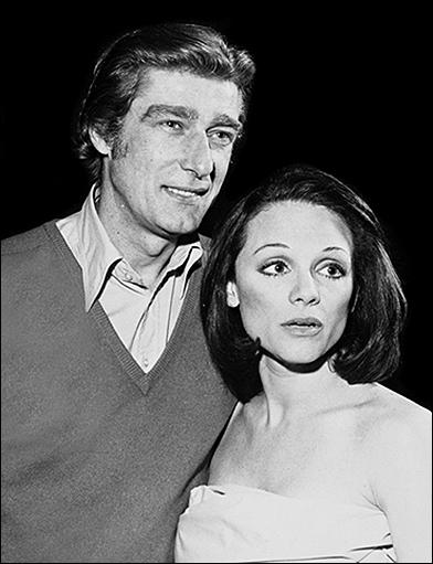 Richard Mulligan and Valerie Harper in Thieves.