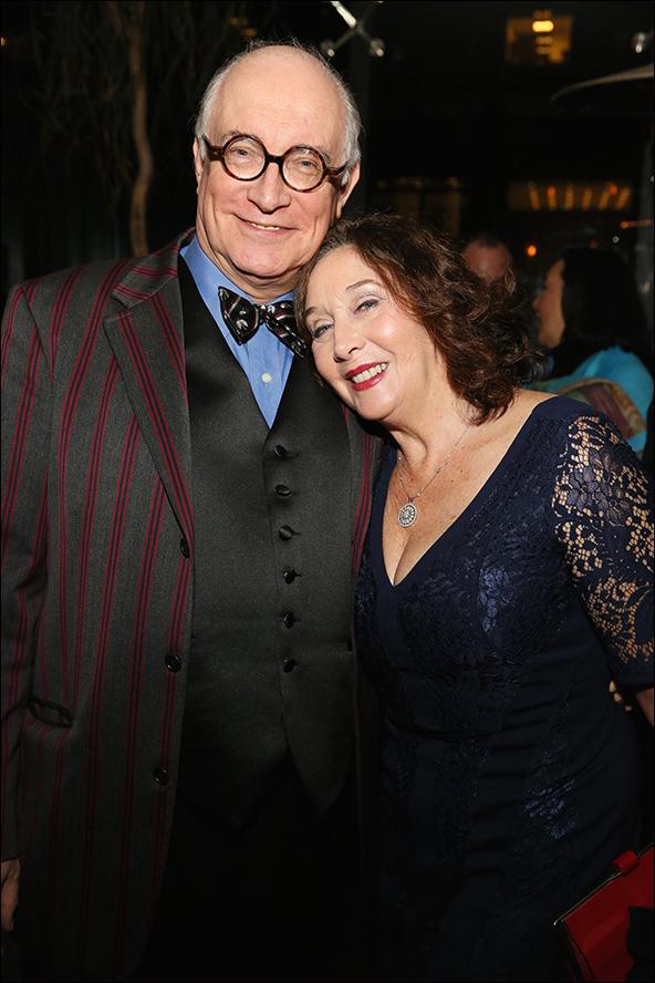 Simon Jones and Sandra Shipley