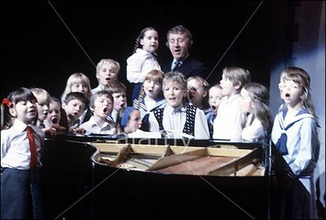 Petula Clark in the 1981 London revival