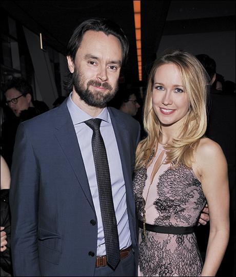 Nick Jones and Anna Camp