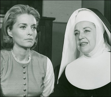 Constance Towers in a 1967 Jones Beach production