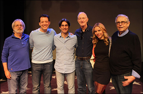 John Weidman (book), John Tartaglia, Michael Unger (director), David Shire (music), Kerry Butler and Richard Maltby, Jr. (lyrics)