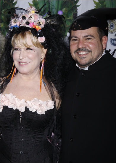 Bette Midler and Narciso Rodriquez, 2011