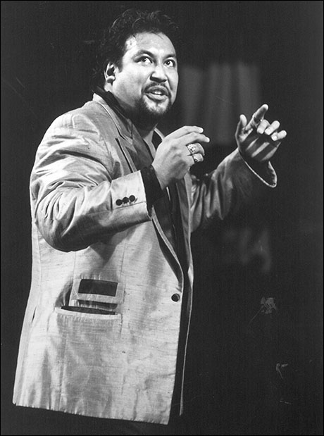 Francis Ruivivar in the Broadway production