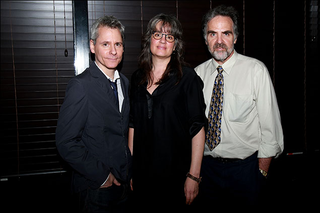Bruce Norris, Pam MacKinnon and Tim Sanford