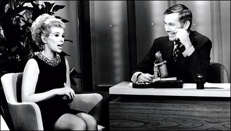 """Rivers on """"The Tonight Show With Johnny Carson"""""""