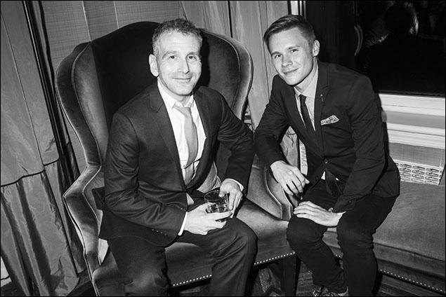 David Cromer and Seth Sikes