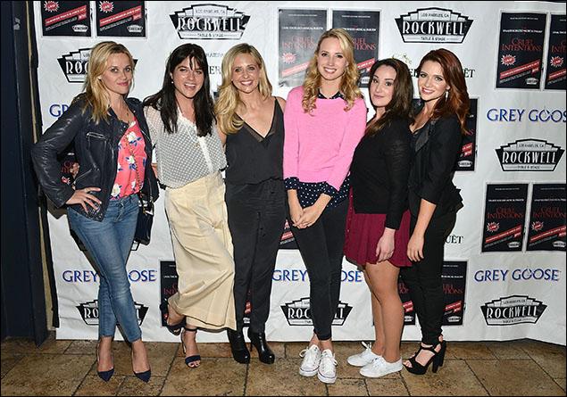 Reese Witherspoon, Selma Blair, Sarah Michelle Gellar, Molly McCook, Emma Hunton, Katie Stevens
