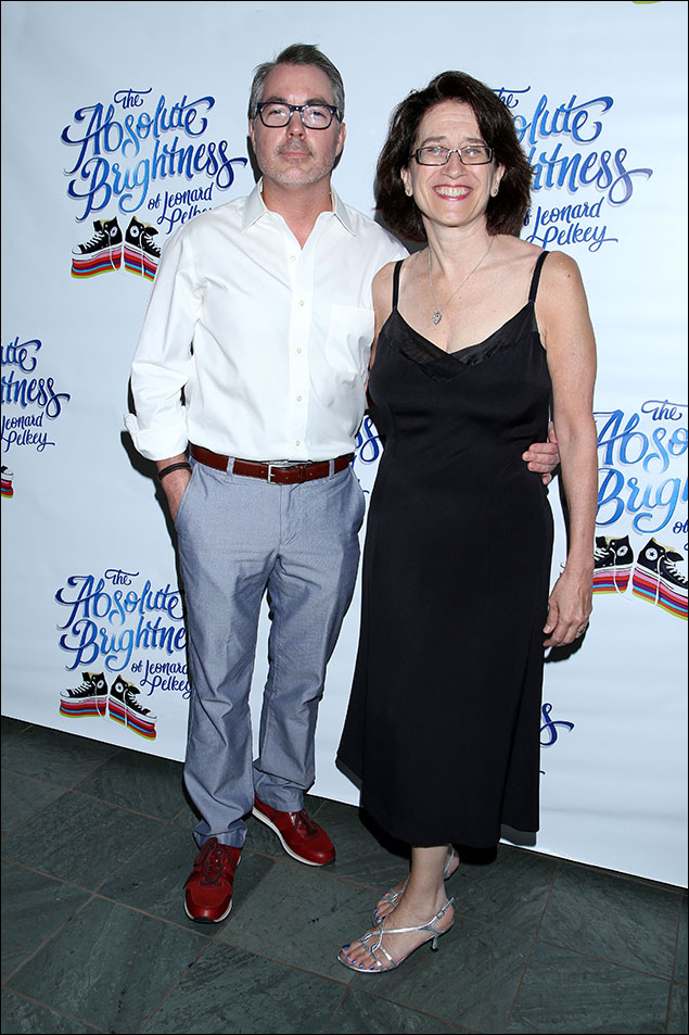 Darren Bagert and Jane Dubin