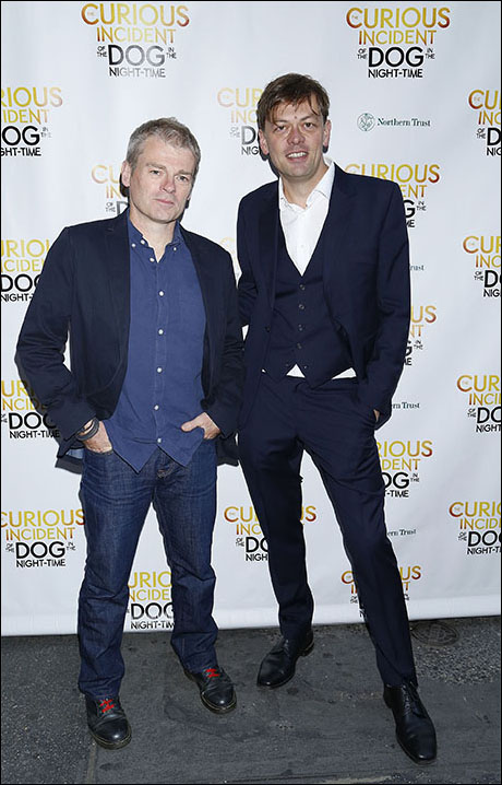 Mark Haddon and Simon Stephens