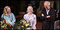 Photo Archive: A Delicate Balance, Starring Glenn Close and John Lithgow, Opens on Broadway; Curtain
