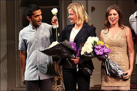 Danny Ashok, Gretchen Mol and Kimberly Senior