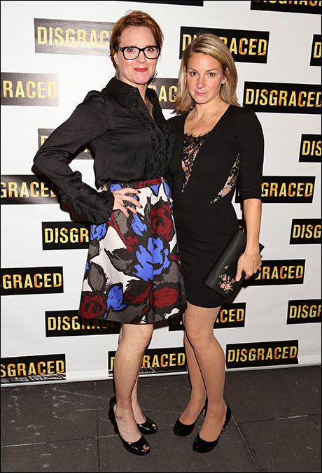 Jennifer Laura Thompson and Jessica Boevers Bogart