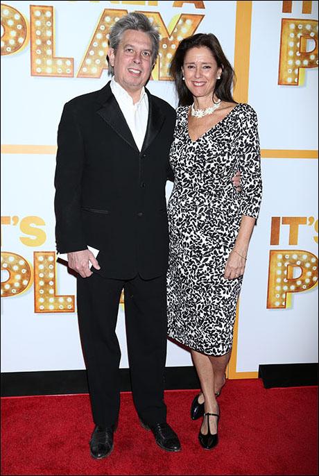 Elliot Goldenthal and Julie Taymor