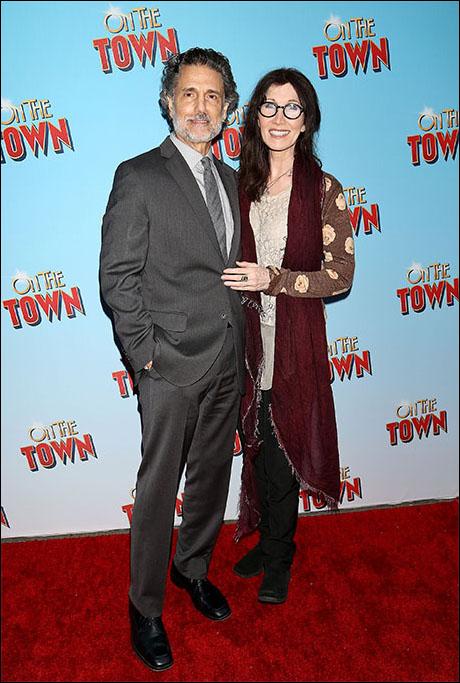 Chris Sarandon and Joanna Gleason