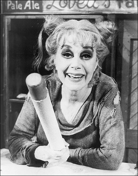 June Havoc in the 1982 national tour