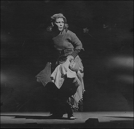 Merle Louise in the original Broadway production