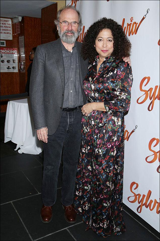 Daniel Sullivan and Mimi Lieber