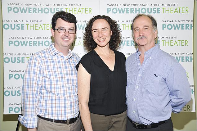 Thomas Pearson, Johanna Pfaelzer and Ed Cheetham