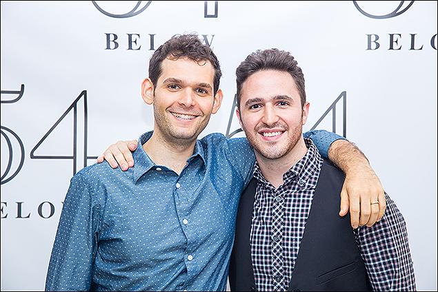 Andrew Keltz and Russell Fischer