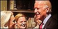 Vice President Joe Biden Visits A Delicate Balance on Broadway