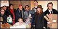Larry David, Norbert Leo Butz, Sarah Jessica Parker, Kathleen Turner and Steve Martin Celebrate the