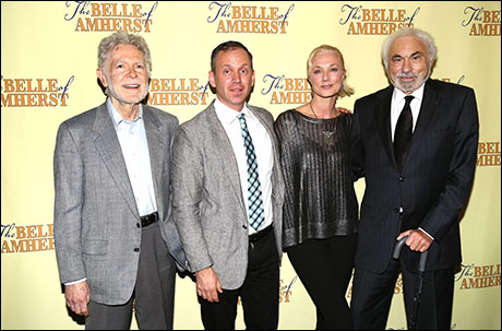 William Luce, Steve Cosson, Joely Richardson and Don Gregory