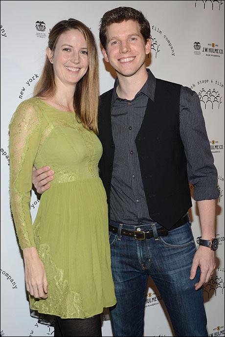 Gemma Clark and Stark Sands