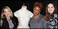 """Christine Dwyer and Jenni Barber Unveil Wicked-Inspired """"Project Runway"""" Design"""