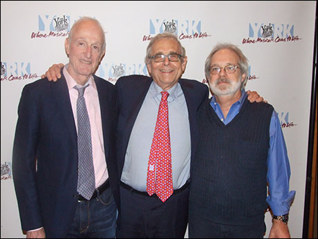 David Shire, Richard Maltby Jr. and John Weidman