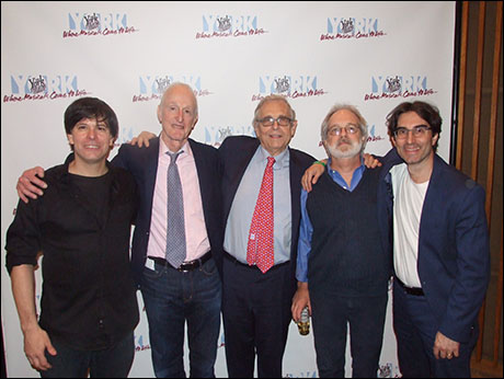 Eric Svejcar, David Shire, Richard Maltby Jr., John Weidman and Michael Unger