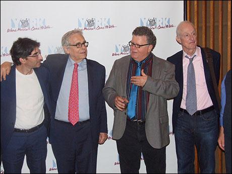Michael Unger, Richard Maltby Jr., James Morgan and David Shire