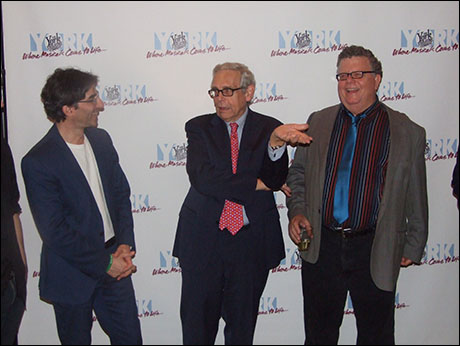 Michael Unger, Richard Maltby Jr. and James Morgan