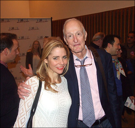 Kerry Butler and David Shire