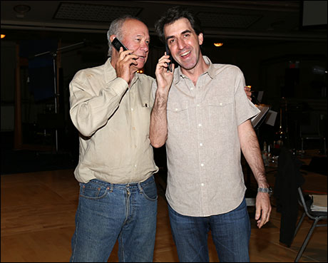 Andrew Bergman and Jason Robert Brown