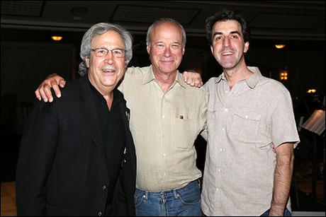 Jeffrey Lesser, Andrew Bergman and Jason Robert Brown