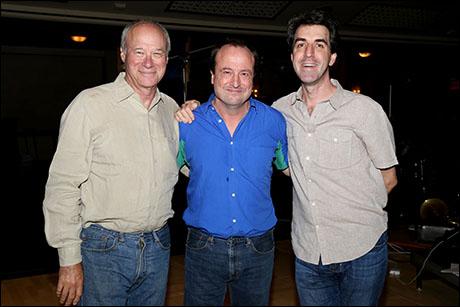 Andrew Bergman, Gary Griffin and Jason Robert Brown