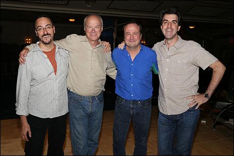 Tom Murray, Andrew Bergman, Gary Griffin and Jason Robert Brown